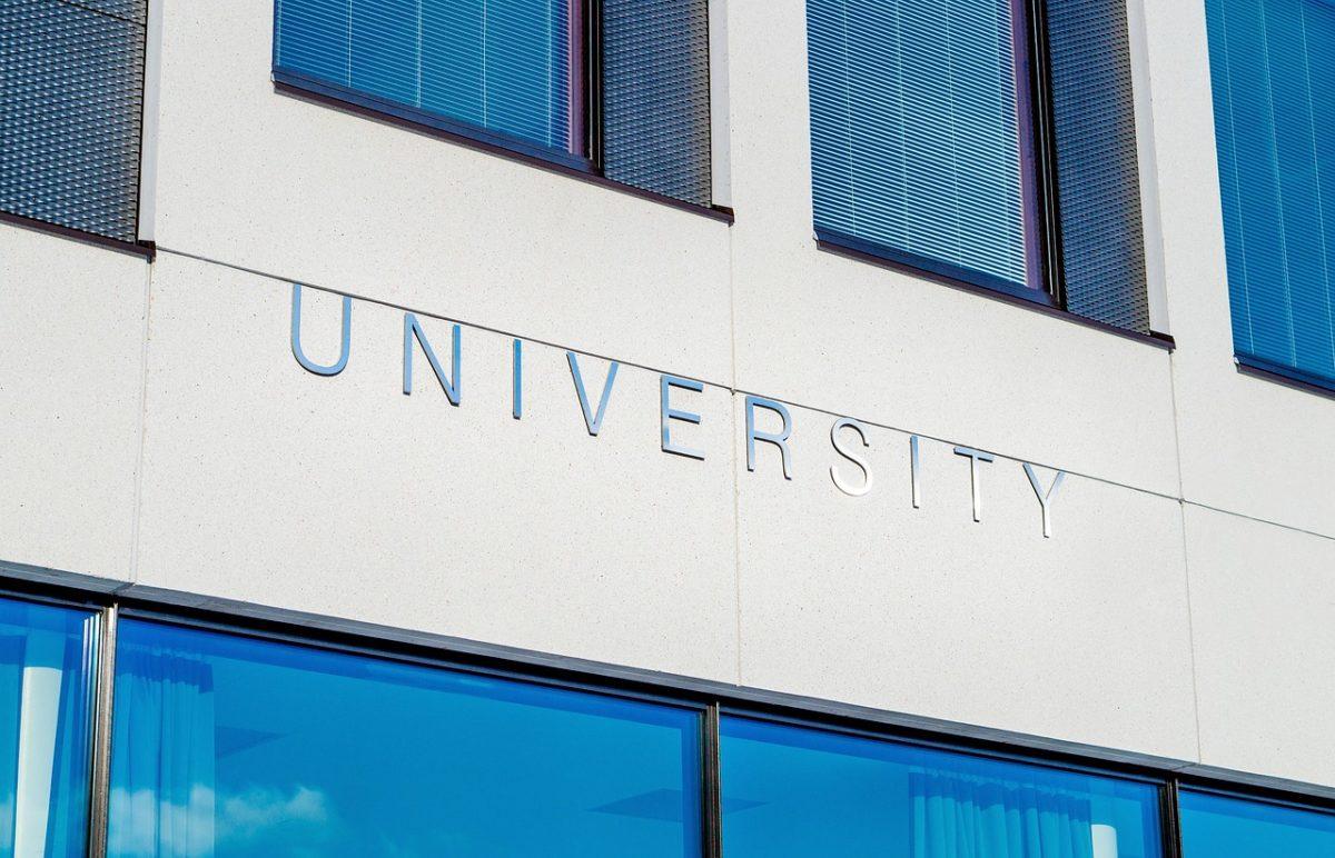 大学の名前