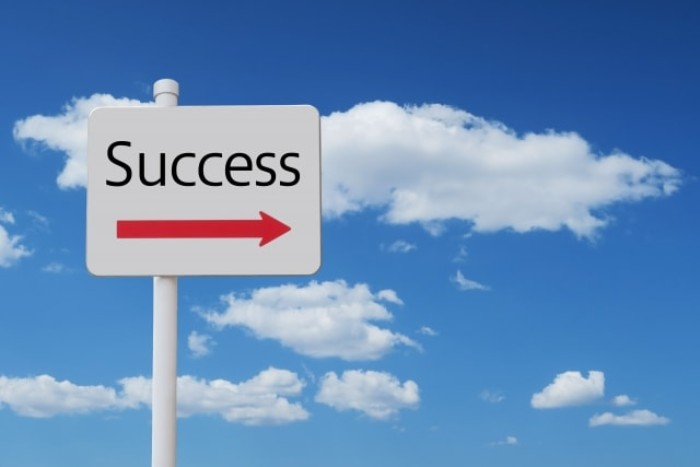 成功への道しるべ