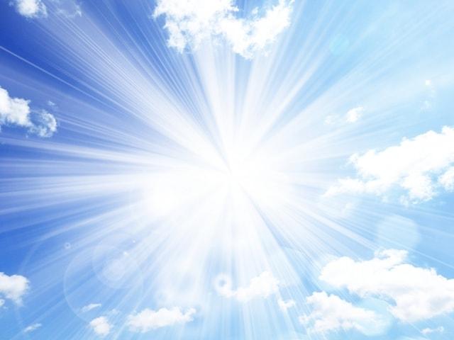 パワーの光